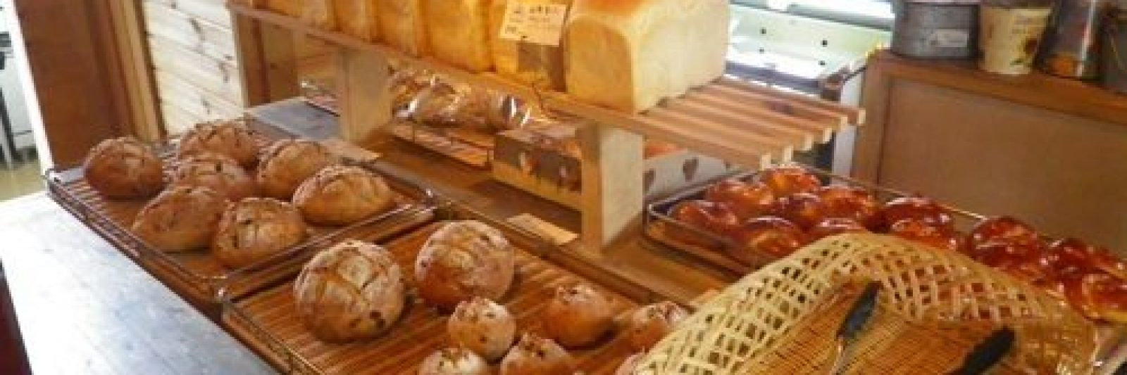 the barn bread selection
