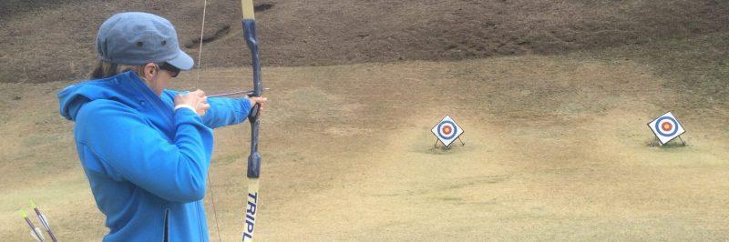 Archery at Mt Omuro Izu