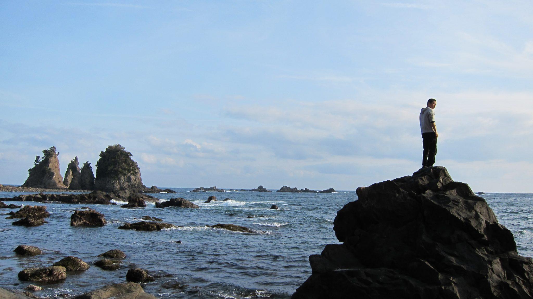 Site seeing in Minami Izu
