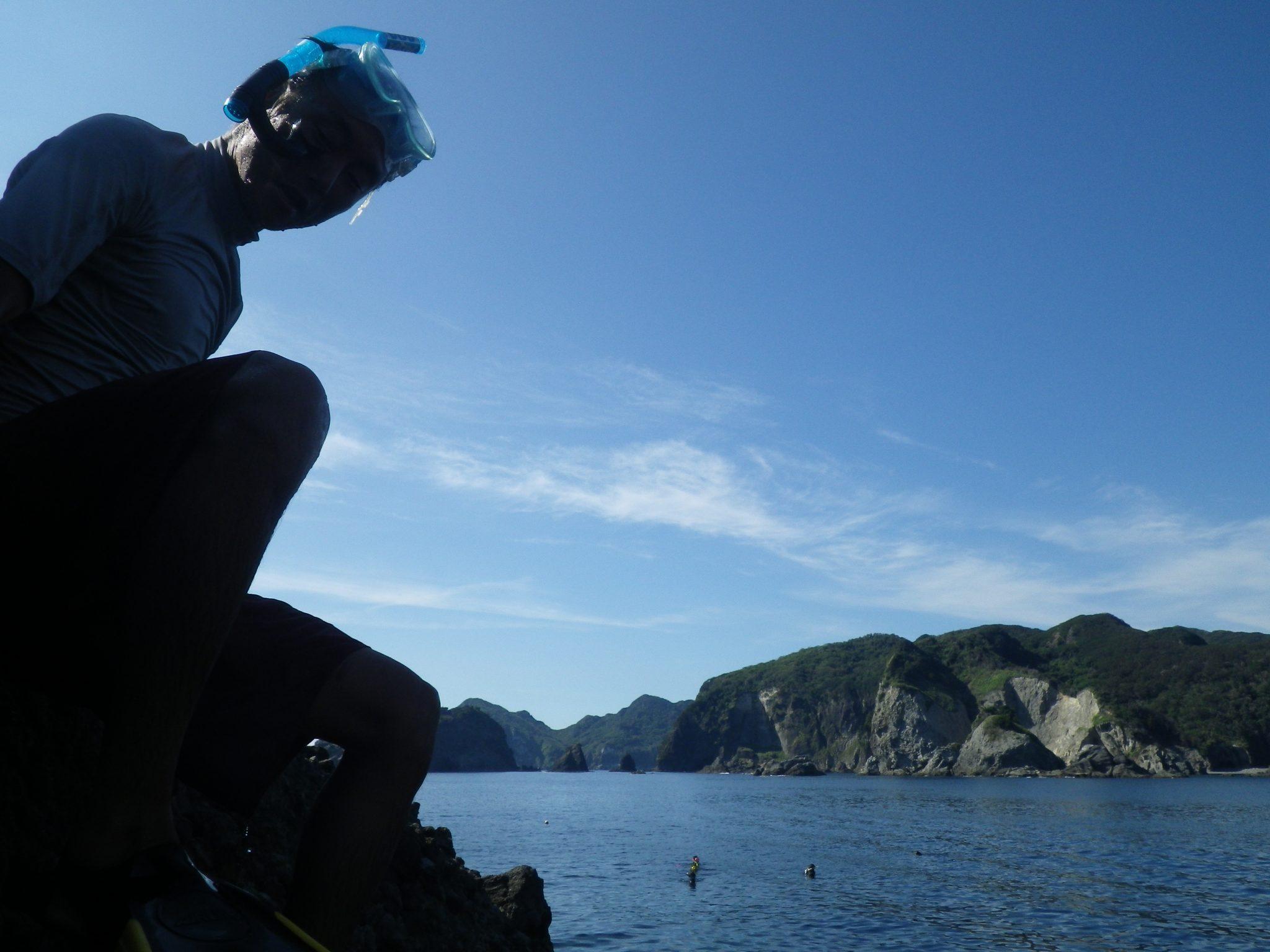 Snorkeling in Hirizo Izu