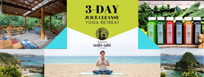 Juice cleanse and Yoga retreat