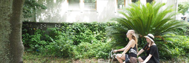 tandem bike rental shimoda