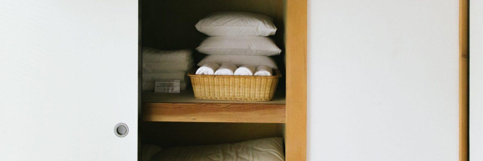 Coya Cottage Kisami Ohama Shimoda Izu sheets and towels