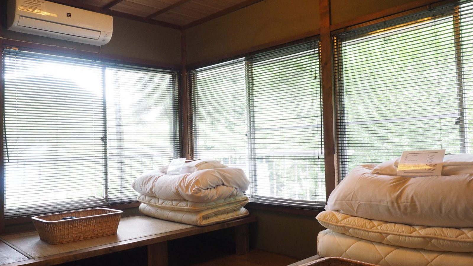 twin room at Retreat wabi-sabi shimoda