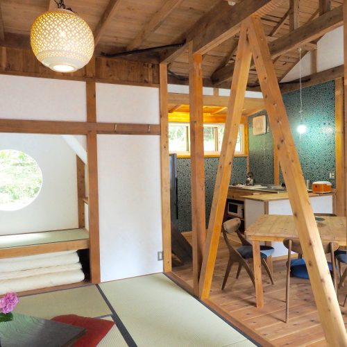 Oku Cottage Shimoda rental house