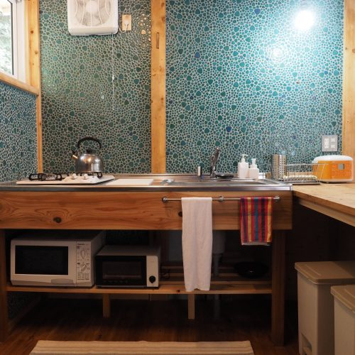 Oku Cottage Kitchen