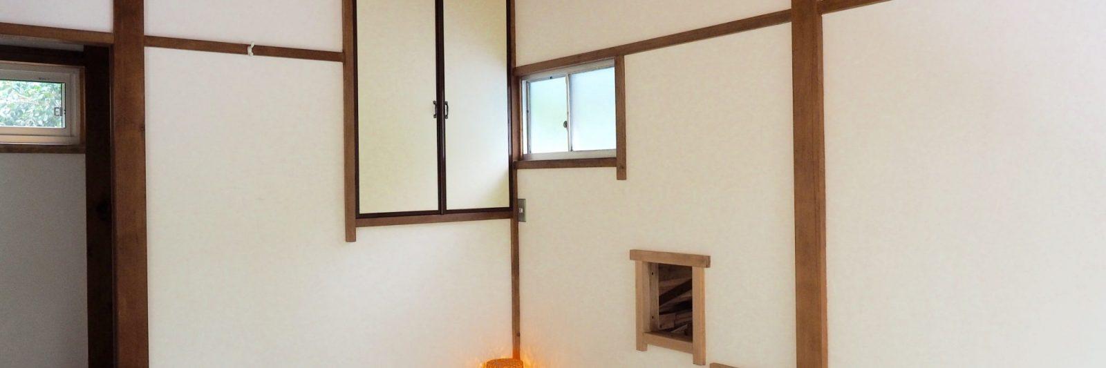 Oku Cottage second floor
