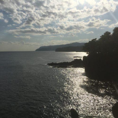 Izu Coastal Hike